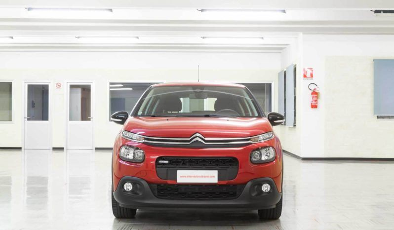 Citroen C3 Feel Ruby Red Km0 Fronte