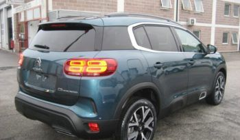 Citroen C5 Aircross Emerald Crystal Km0 Retro