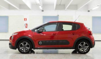 Citroen C3 Feel Airbump Ruby Red Km0 Retro