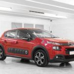 Citroen C3 Feel Airbump Ruby Red Km0 Lato