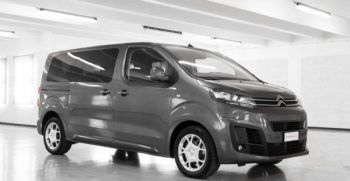 Citroen Spacetourer Feel M Marrone km0 Lato