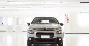 Citroen C3 Shine Soft Sand Tetto Nero Fronte