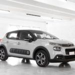 Citroen C3 Shine Soft Sand Tetto Nero Lato