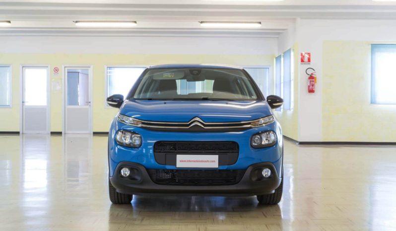 Citroen C3 Feel Blu Km0 Fronte