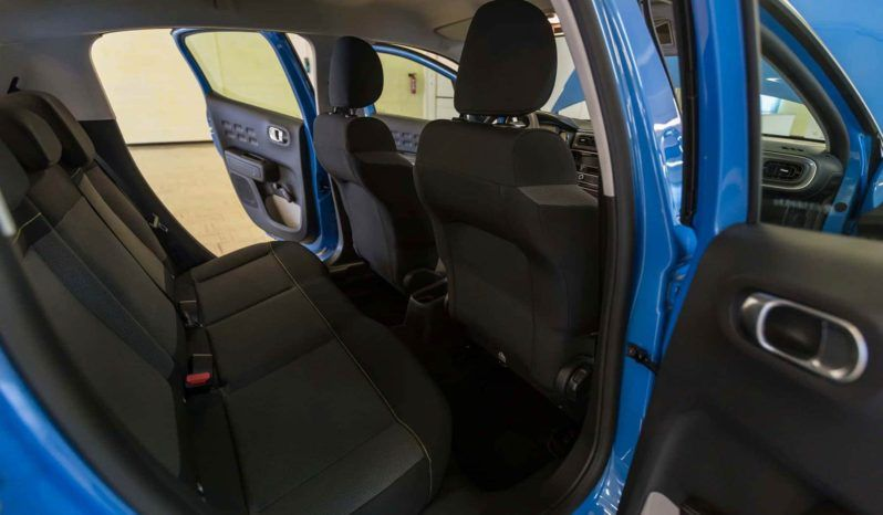 Citroen Interni C3 Feel Blu Km0 Posteriore