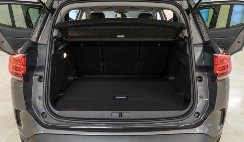 Citroen Interni C5 Aircross Puretech 130 Feel Grigio Platinum Armonia Grey Km0 Baule