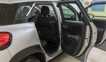 Citroen Interni C3 Aircross Feel Steel Grey Usata Porte Posteriore