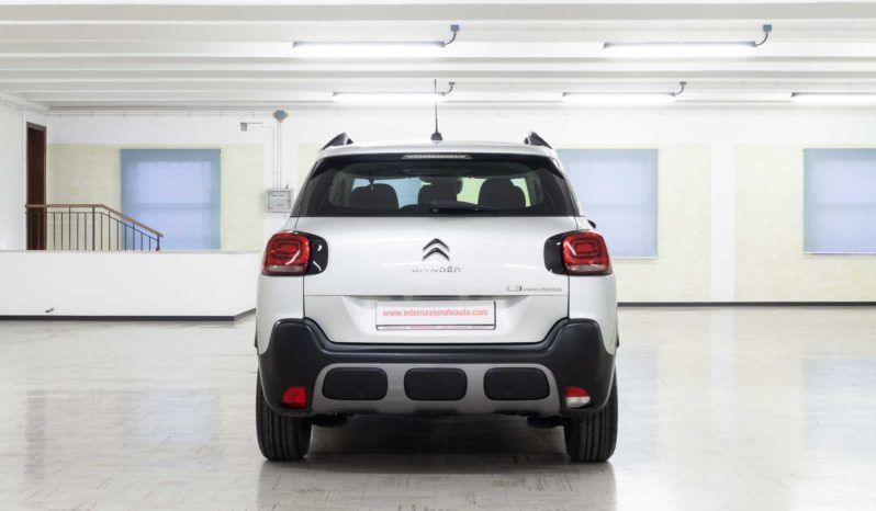 Citroen C3 Aircross Feel Steel Grey Usata Retro