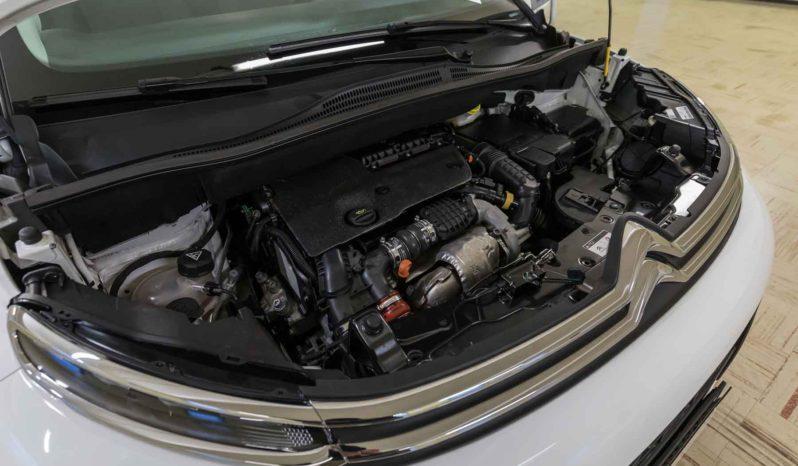 Citroen Interni C3 Aircross Feel Bianco Tetto Nero Usata Motore