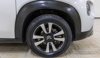 Citroen Interni C3 Aircross Feel Steel Grey Usata Ruota