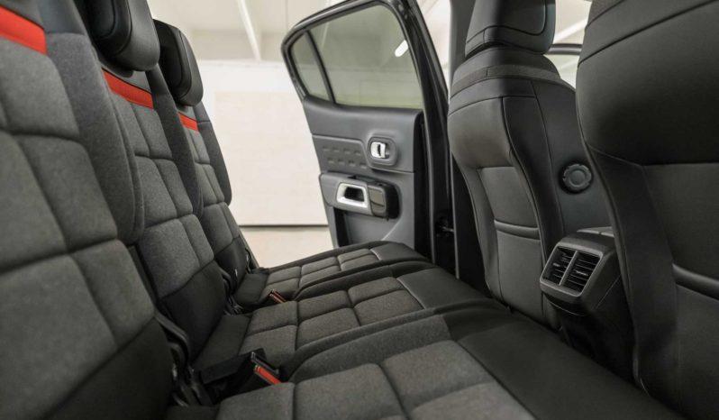 Citroen Interni C5 Aircross Puretech 130 Feel Grigio Platinum Armonia Grey Km0 Sedile Posteriore