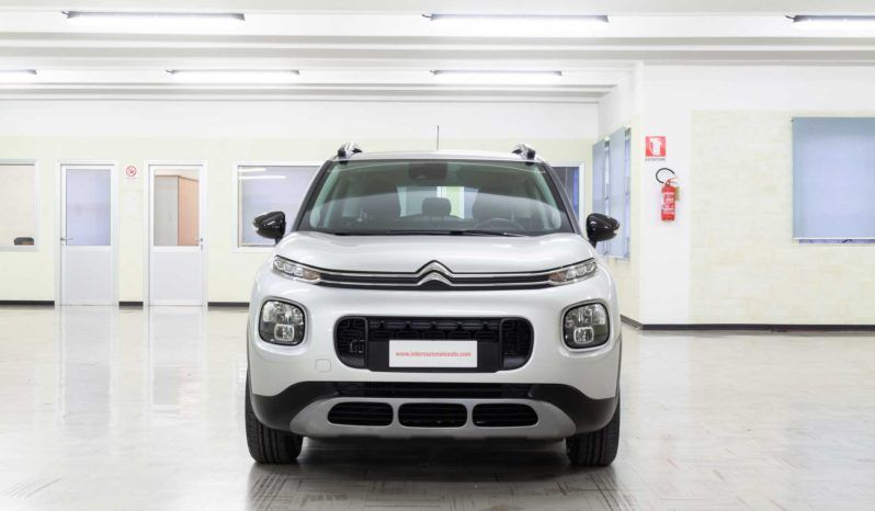 Citroen C3 Aircross Feel Steel Grey Usata Fronte