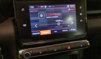 Citroen Interni C3 Aircross Feel Steel Grey Usata Display