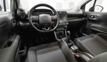 Citroen Interni C3 Aircross Feel Steel Grey Usata Anteriore