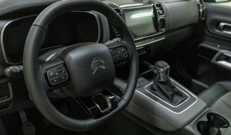 Citroen Interni C5 Aircross Puretech 130 Feel Grigio Platinum Armonia Grey Km0 Volante