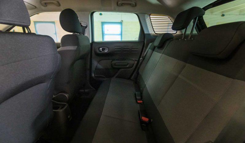 Citroen Interni C3 Aircross Feel Nero Km0 Sedili Posteriore